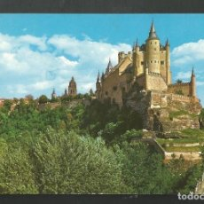Postales: POSTAL SIN CIRCULAR - SEGOVIA 39 - EL ALCAZAR - EDITA GARCIA GARRABELLA. Lote 206411756