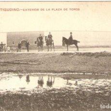 Postales: VITIGUDINO (SALAMANCA) EXTERIOR DE LA PLAZA DE TOROS.. Lote 206535090