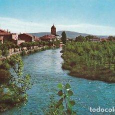 Postales: PALENCIA AGUILAR DE CAMPOO RIBERAS DEL PISUERGA. ED. SICILIA Nº 1. AÑO 1964. SIN CIRCULAR. Lote 206575631