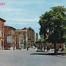 Postales: PALENCIA C. MAYOR Y EDIFICIO CORREOS. ED. PARIS Nº 350. AÑO 1967. SIN CIRCULAR. Lote 206575940
