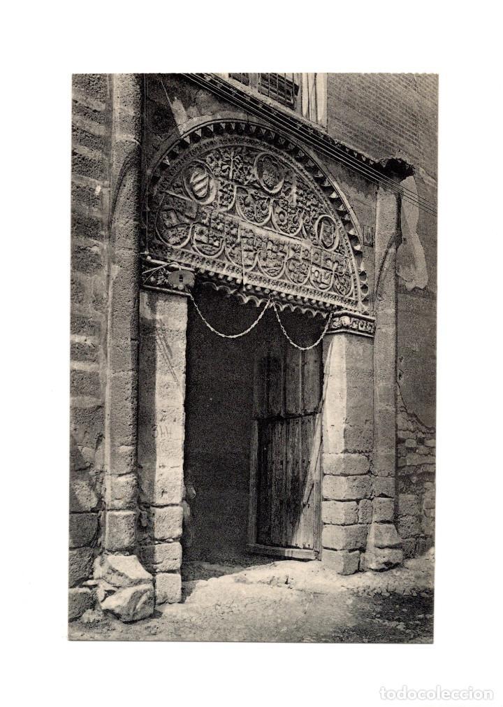 TORO.(ZAMORA).- PALACIO DE LAS CORTES. (Postales - España - Castilla y León Antigua (hasta 1939))