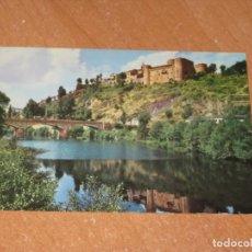 Postales: POSTAL DE PUEBLA DE SANABRIA. Lote 206588132