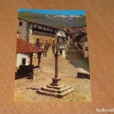 Postales: POSTAL DE CANDELARIO. Lote 206588531