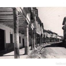 Postales: AMPUDIA.(PALENCIA).- CALLE DE LA CORREDERA.. Lote 206820902