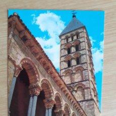 Postales: TARJETA POSTAL - SEGOVIA - IGLESIA DE SAN ESTEBAN ROMANICO № 15. Lote 207064767