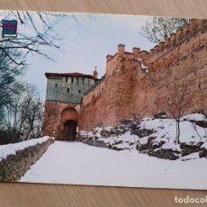 Postales: TARJETA POSTAL - SEGOVIA - ARCO DE SANTIAGO Y MURALLA № 4219. Lote 207065730
