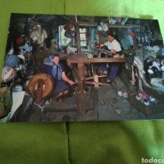 """Postales: POSTAL BÉJAR """" TELAR PRIMITIVO """". Lote 207087075"""