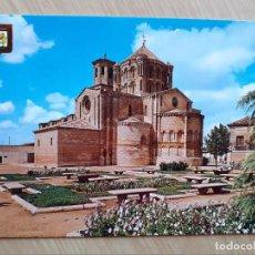 Postales: TARJETA POSTAL - TORO ZAMORA - COLEGIATA № 1. Lote 207095813