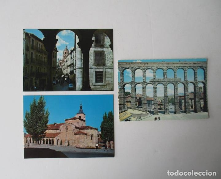 Postales: CINCO POSTALES DE SEGOVIA - Foto 2 - 207524756