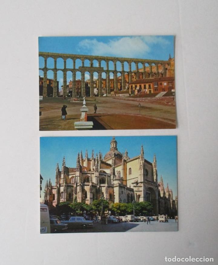 Postales: CINCO POSTALES DE SEGOVIA - Foto 3 - 207524756