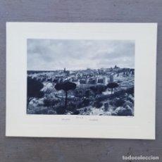 Postales: GRAN FOTOGRAFIA/FOTOTIPIA IMPRESA AVILA FOTO OTTO WUNDERLICH,. Lote 208176695