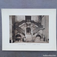 Postales: GRAN FOTOGRAFIA/FOTOTIPIA IMPRESA BURGOS FOTO OTTO WUNDERLICH. Lote 208294815