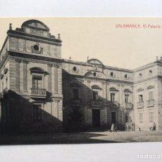 Postales: SALAMANCA. POSTAL EL PALACIO OBISPAL. FOTOTIPIA THOMAS 777 (H.1920?) S/C. Lote 210315861