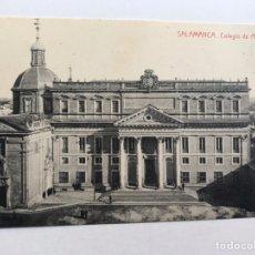 Postales: SALAMANCA. POSTAL COLEGIO DE ANAYA. FOTOTIPIA THOMAS 772 (H.1920?) S/C. Lote 210316182