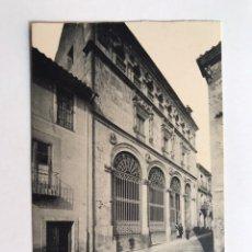 Postales: SALAMANCA. POSTAL FACHADA DE LA DIPUTACIÓN PROVINCIAL. FOTOTIPIA THOMAS 793 (H.1920?) S/C. Lote 210316425