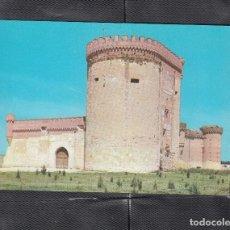 Postales: 3.- CASTILLO DE AREVALO. AVILA. Lote 210376832