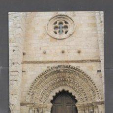 Postales: PORTADA MERIDIONAL ROMANICA. IGLESIA DE LA MAGDALENA. ZAMORA. Lote 210377980