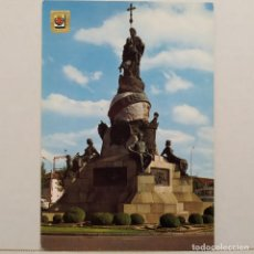 Postales: VALLADOLID, MONUMENTO A COLÓN Nº 161 SUBIRATS SUBI FISA ESCUDO DE ORO. Lote 210590755