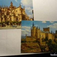 Postales: LOTE POSTALES SEGOVIA. Lote 210596398