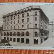 Postales: SALAMANCA. GRAN HOTEL. EXTERIOR.. Lote 210601595