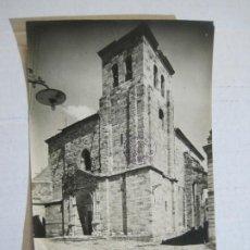 Postales: ZAMORA-IGLESIA Y TORRE DE SAN ILDEFONSO-ARCHIVO ROISIN-FOTOGRAFICA-POSTAL ANTIGUA-(72.783). Lote 211430785