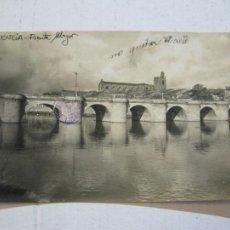 Postales: PALENCIA-PUENTE MAYOR-ARCHIVO ROISIN-FOTOGRAFICA-POSTAL ANTIGUA-(72.785). Lote 211430905