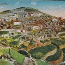 Postales: PUEBLO DE ATALAYA, SALAMANCA. SIN CIRCULAR.. Lote 211497612