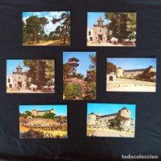 Postales: 7 POSTALES NAVAS DEL MARQUES AÑOS 60-70. Lote 211811057