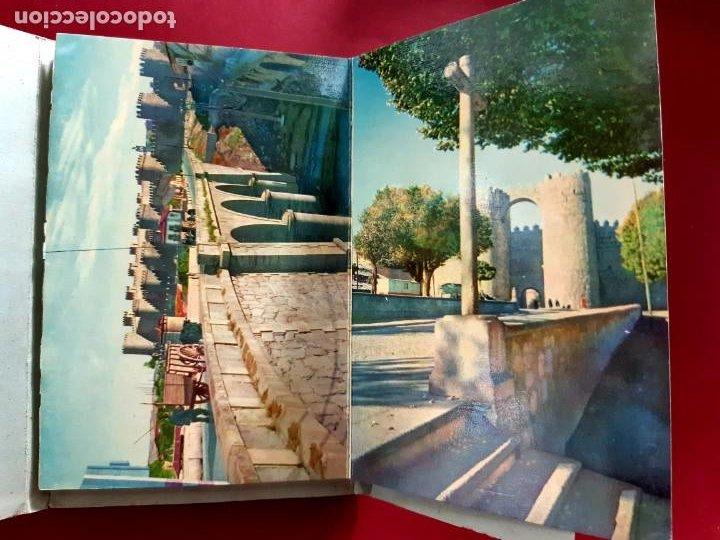 Postales: AVILA - 10 VISTAS COLOR SERIE 1 -años 60 - Foto 2 - 212199883