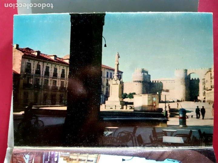 Postales: AVILA - 10 VISTAS COLOR SERIE 1 -años 60 - Foto 4 - 212199883