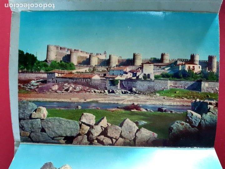 Postales: AVILA - 10 VISTAS COLOR SERIE 1 -años 60 - Foto 6 - 212199883