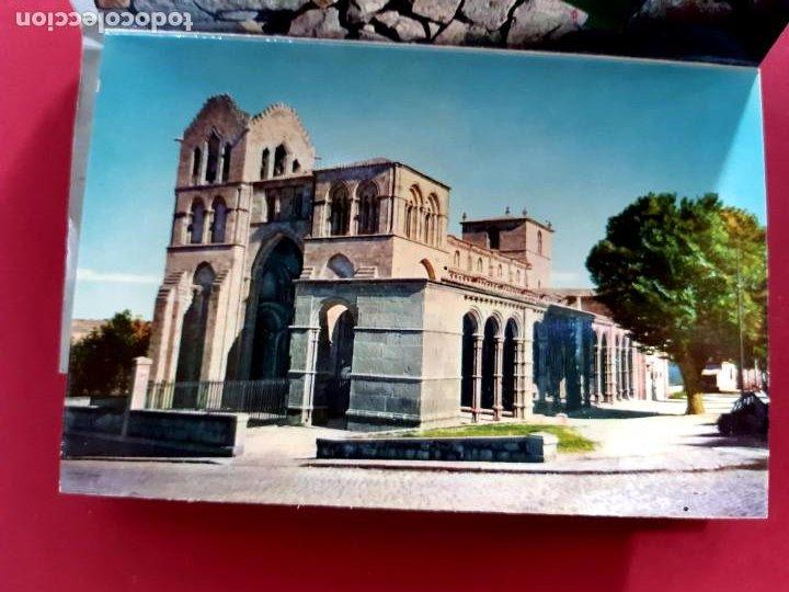Postales: AVILA - 10 VISTAS COLOR SERIE 1 -años 60 - Foto 8 - 212199883