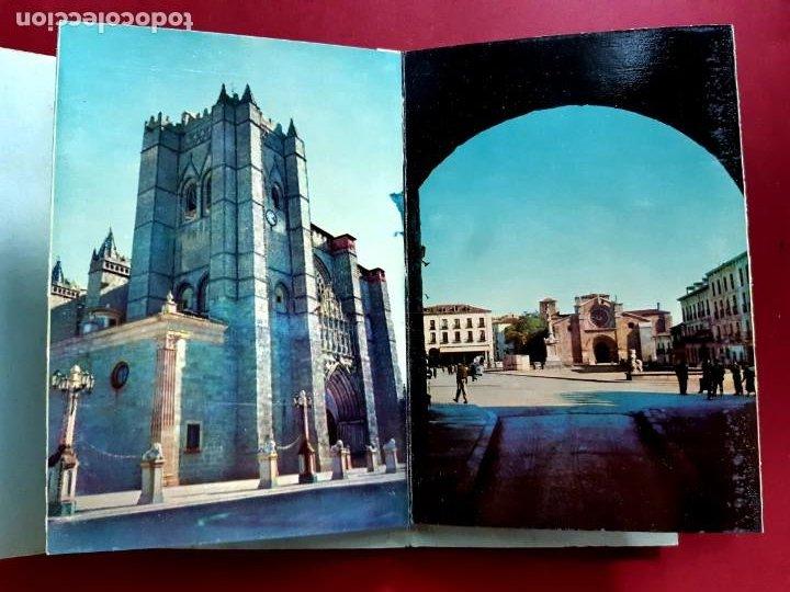 Postales: AVILA - 10 VISTAS COLOR SERIE 1 -años 60 - Foto 10 - 212199883