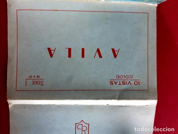 Postales: AVILA - 10 VISTAS COLOR SERIE 1 -años 60 - Foto 11 - 212199883