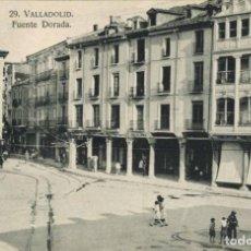 Postales: VALLADOLID. FUENTE DORADA, Nº 29. HELIOTIPIA ARTÍSTICA ESPAÑOLA.. Lote 212411827