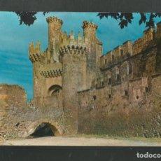 Cartes Postales: POSTAL SIN CIRCULAR - PONFERRADA 2 - CASTILLO - LEON EDITA ALARDE. Lote 212435141