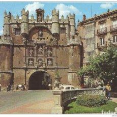 Postales: // E202 - POSTAL - BURGOS - ARCO DE SANTA MARIA. Lote 213409477