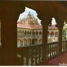 Postales: // E212 - POSTAL - SALAMANCA - CLAUSTRO ALTO DEL CONVENTO DE LAS DUEÑAS. Lote 213421366