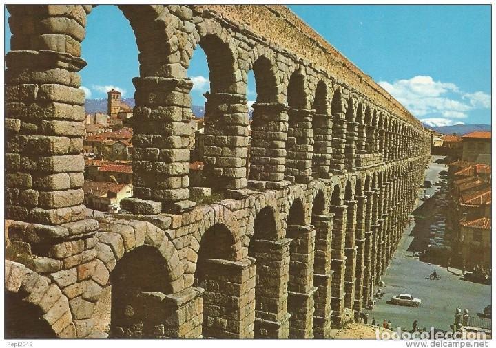 // E223 - POSTAL - SEGOVIA Nº 808 - ACUEDUCTO ROMANO (Postales - España - Castilla y León Moderna (desde 1940))