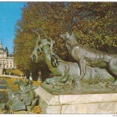 Postales: // E225 - POSTAL - SEGOVIA Nº 838 - JARDINES DE LA GRANJA. Lote 213430778