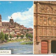 Postales: // E241 - POSTAL - SALAMANCA - BELLEZAS DE LA CIUDAD. Lote 213445200