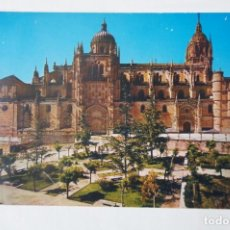 Postales: POSTAL DE SALAMANCA .CATEDRAL NUEVA. Lote 213908705