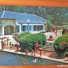 Postales: POSTAL NAVALENO PISCINAS MUNICIPALES. Lote 214086173