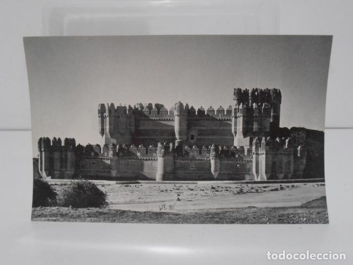 Postales: LOTE DE 39 POSTALES, CASTILLO DE COCA, ESCUELA DE CAPATACES FORESTALES MINISTERIO AGRICULTURA 1962 - Foto 2 - 216008481