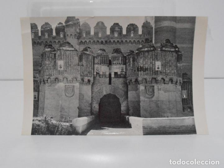 Postales: LOTE DE 39 POSTALES, CASTILLO DE COCA, ESCUELA DE CAPATACES FORESTALES MINISTERIO AGRICULTURA 1962 - Foto 4 - 216008481