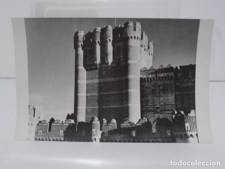 Postales: LOTE DE 39 POSTALES, CASTILLO DE COCA, ESCUELA DE CAPATACES FORESTALES MINISTERIO AGRICULTURA 1962 - Foto 6 - 216008481