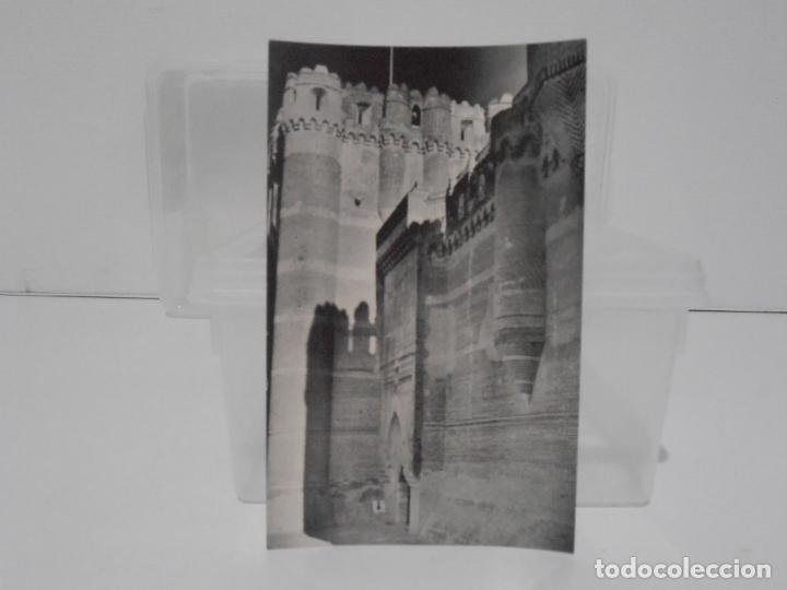 Postales: LOTE DE 39 POSTALES, CASTILLO DE COCA, ESCUELA DE CAPATACES FORESTALES MINISTERIO AGRICULTURA 1962 - Foto 9 - 216008481