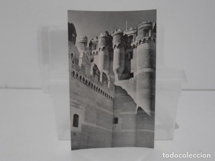Postales: LOTE DE 39 POSTALES, CASTILLO DE COCA, ESCUELA DE CAPATACES FORESTALES MINISTERIO AGRICULTURA 1962 - Foto 10 - 216008481