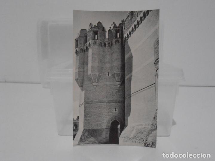Postales: LOTE DE 39 POSTALES, CASTILLO DE COCA, ESCUELA DE CAPATACES FORESTALES MINISTERIO AGRICULTURA 1962 - Foto 12 - 216008481