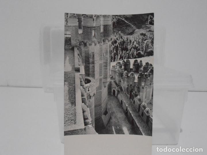 Postales: LOTE DE 39 POSTALES, CASTILLO DE COCA, ESCUELA DE CAPATACES FORESTALES MINISTERIO AGRICULTURA 1962 - Foto 13 - 216008481